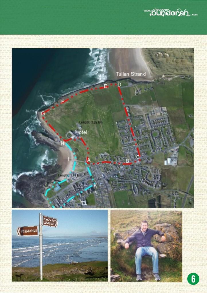 coastal walks bundoran