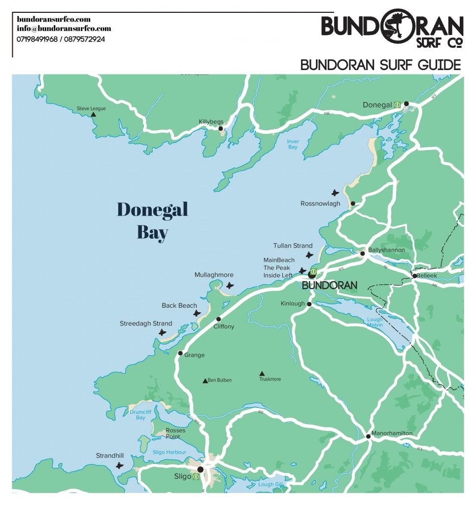 Turf N Surf >> Surfing in Bundoran- Discover Bundoran