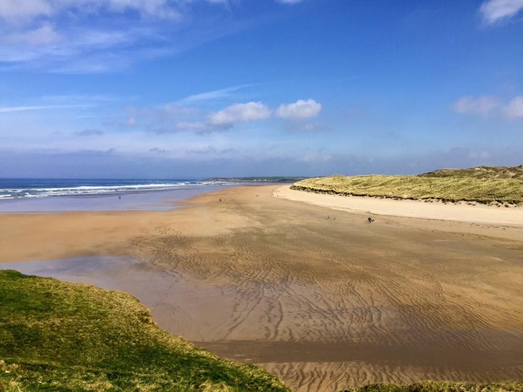 Tullan Strand - coastal walks Bundoran