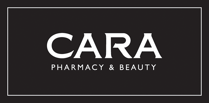 Logo for Cara Pharmacy, Bundoran, Co. Donegal