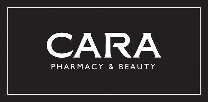 Logo for Cara Pharmacy, Bundoran, Co. Donegal