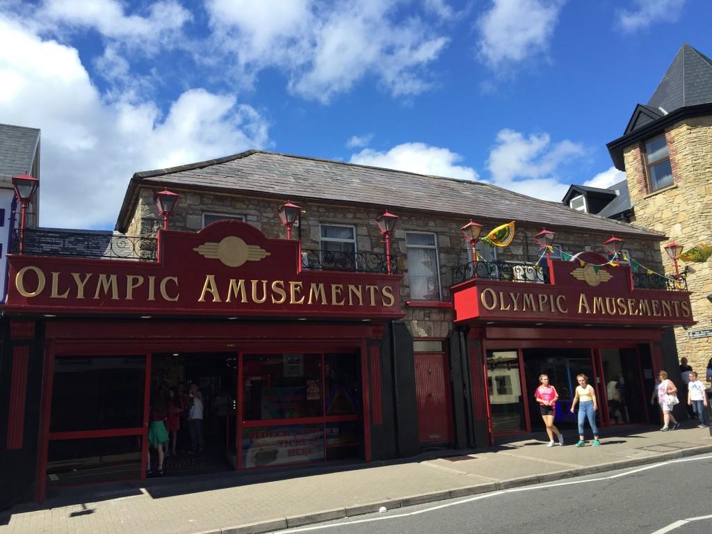 Olympic Amusements