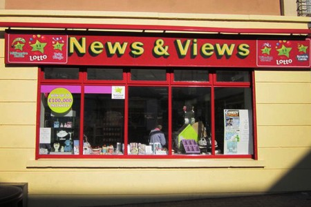 News and Views Newsagent & Gift Shop, Bundoran, Co. Donegal