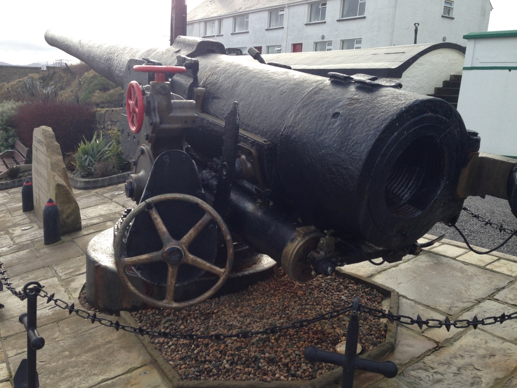 Gun at Downings