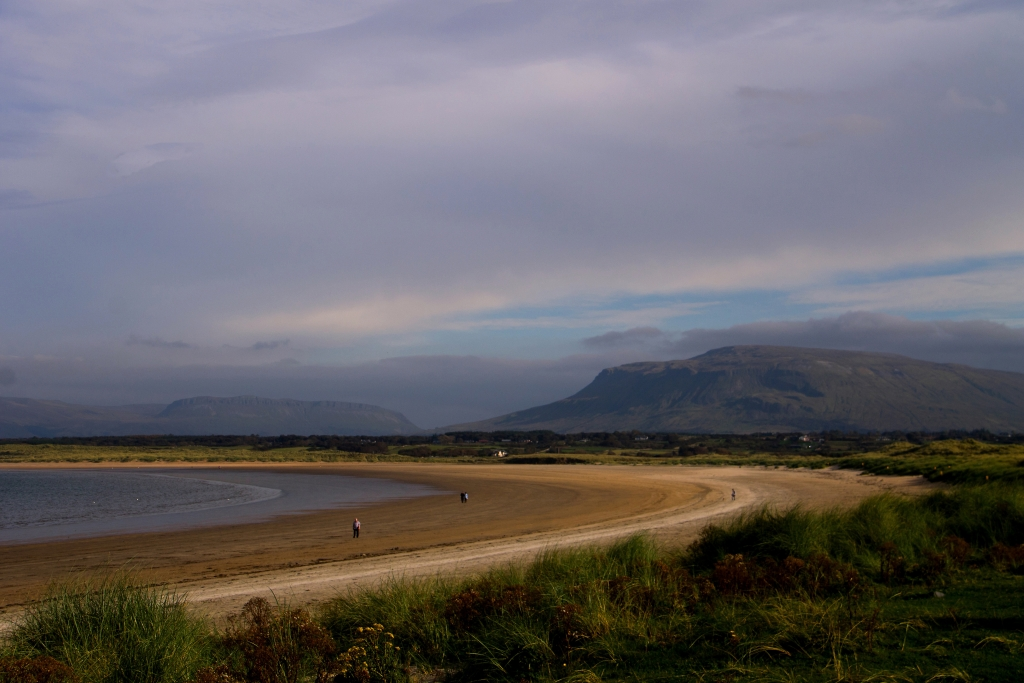 Mullaghmore Beach Co Sligo - credit Failte Ireland