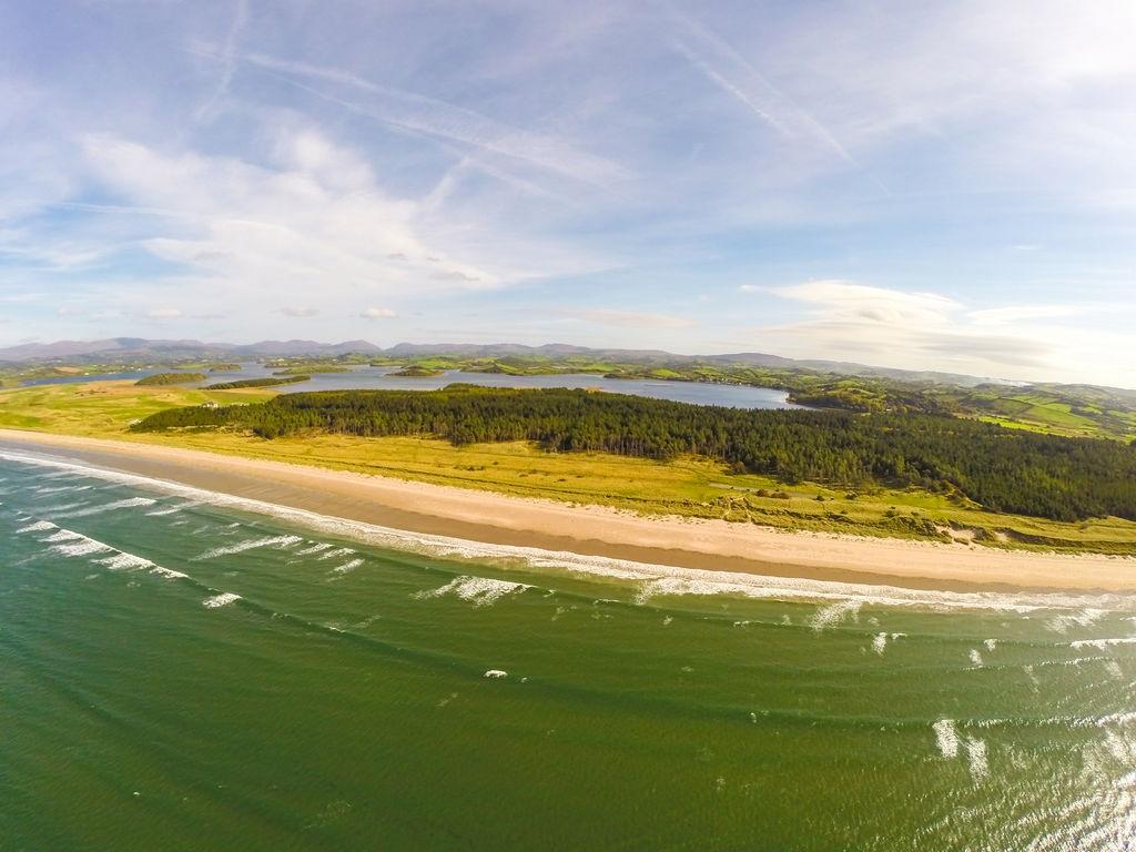 Murvagh Beach - credit Raymond Fogarty www.aircamireland.ie