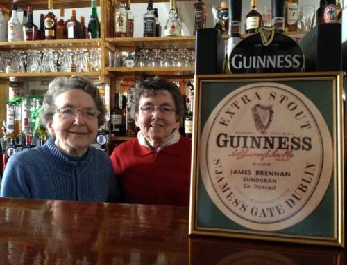 Donegal Vintners to honour Brennan sisters