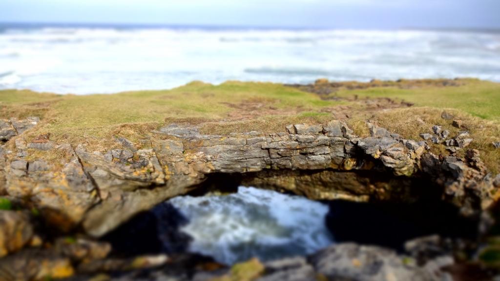 The Fairy Bridges, Bundoran - Fairy Bridges named in ireland's top 10 hidden gems - photo Caleb Jackson