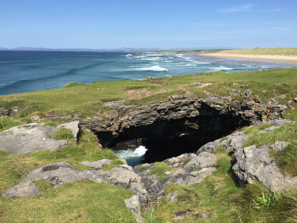 Things to do in Bundoran - Bundoran's Fairy Bridges named in Ireland's Top 10 Hidden Gems