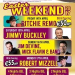 Easter Weekend 2017