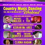 Country Music Dancing Weekend