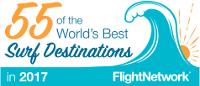 The 55 world's best Surf Destinations