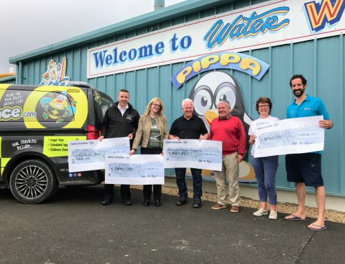 Waterworld Bundoran seeks 2018 Charity Partners