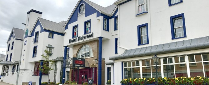 Holyrood Hotel Special Offers Db Office Author At Discover Bundoran Tourist Information From