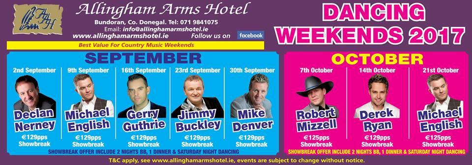 Allingham Arms Hotel Special Offers Discover Bundoran Tourist