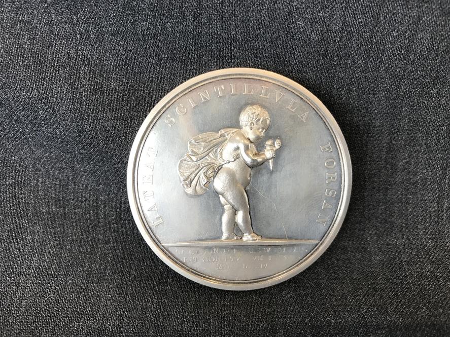 Royal Humane Society Silver Medal