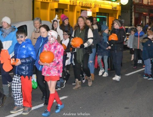 Pumpkin Carving and Parade returns for Halloween