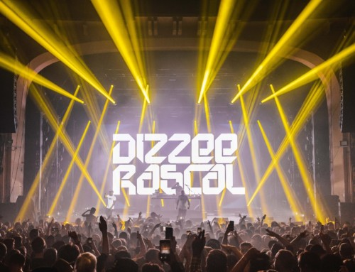 Dizzee Rascal First Headliner announced for Sea Sessions 2018