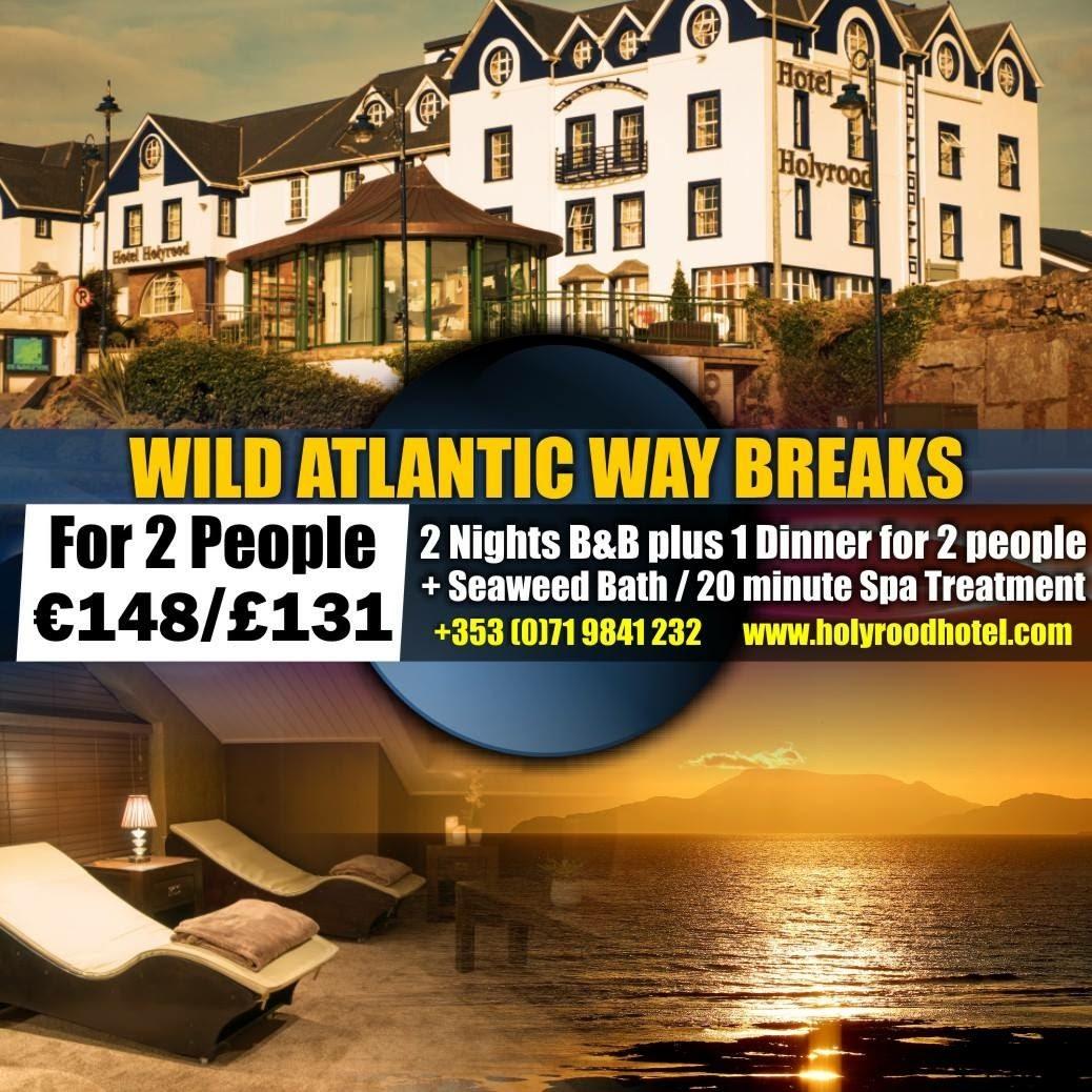 Holyrood Hotel Special Offers Discover Bundoran Tourist