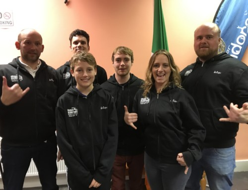 Team Ireland win out over Scots in Celtic Cup