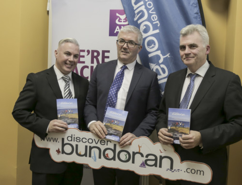 Discover Bundoran new brochure launched