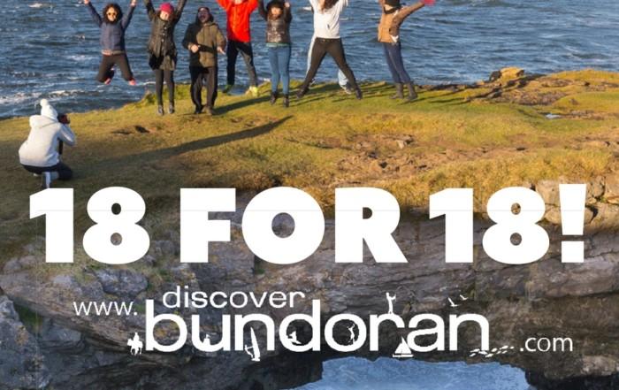 18 for 2018- Top things to do in Bundoran