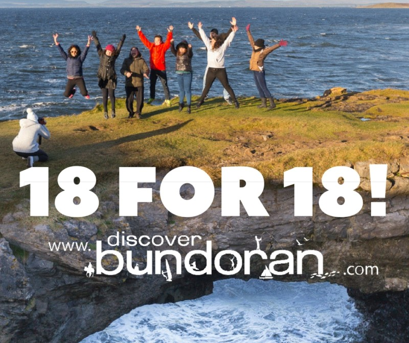18 for 2018- Top things to do in Bundoran