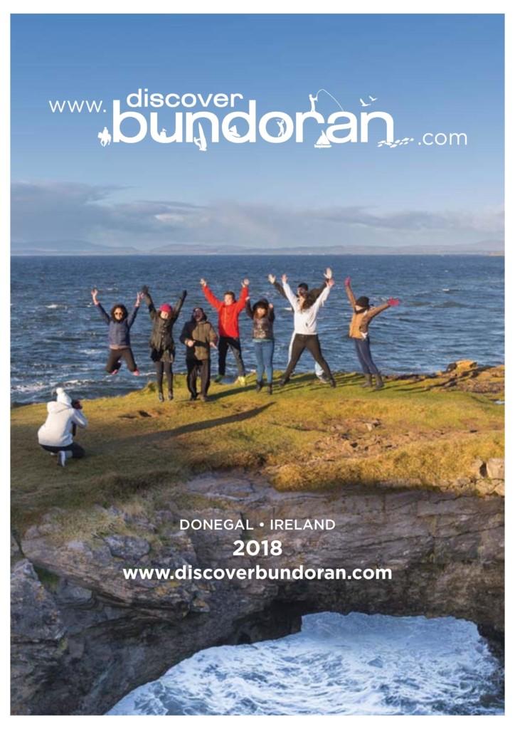 Discover Bundoran brochure 2018