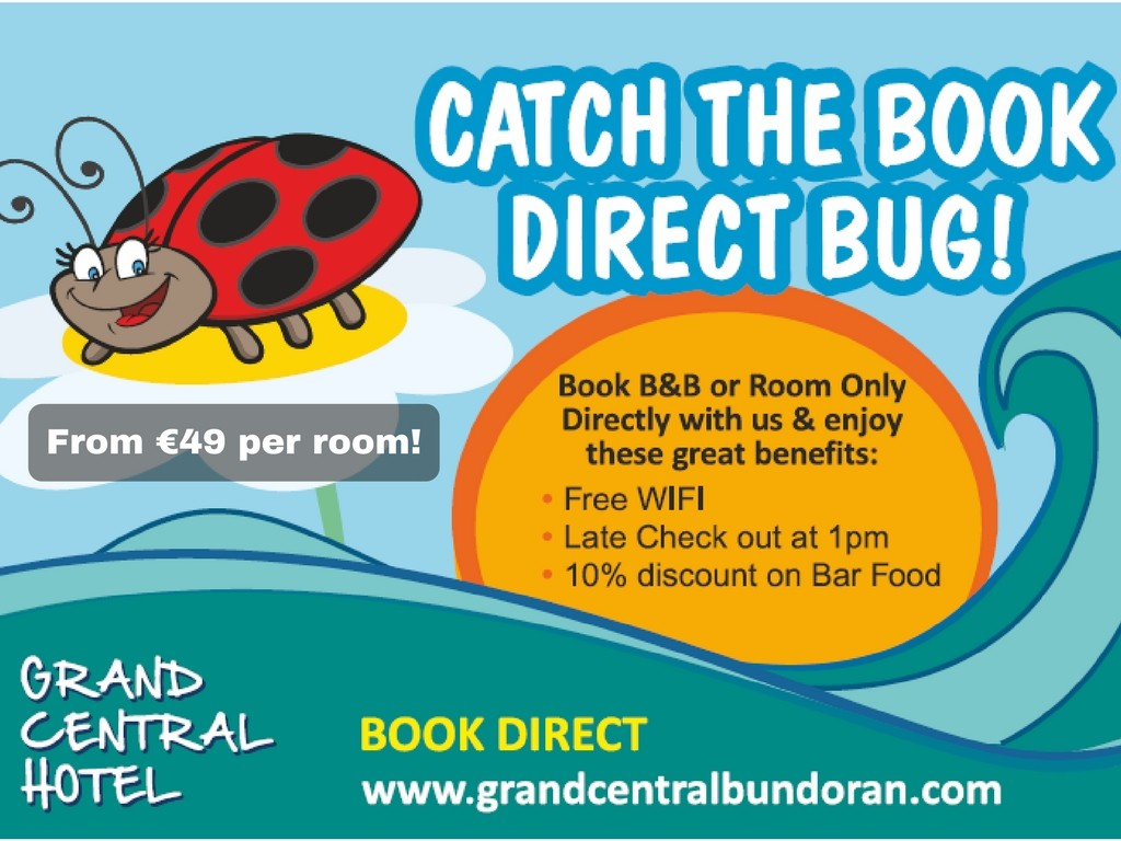 Grand Central Hotel From €49 per room!