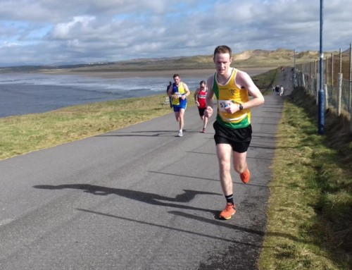 Top places for running in Bundoran