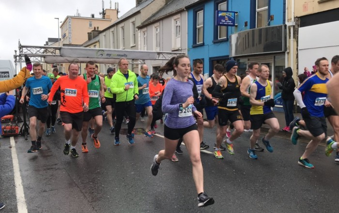 Cara Run 10K 2018 - Cara weekend in tweets