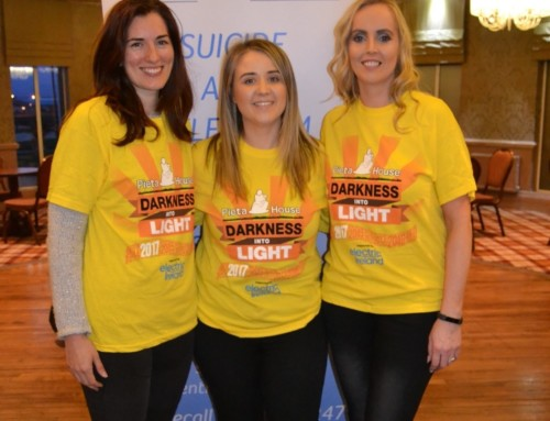 Darkness Into Light launch night