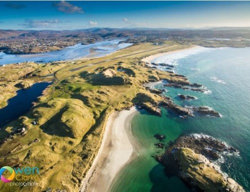 Donegal – World's most beautiful landing spot