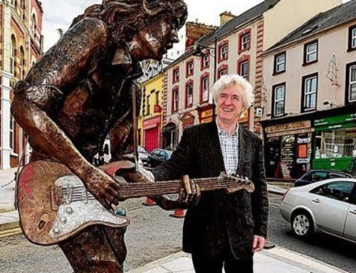 Thousands To Honour Rory In Town Of His Birth 70 Years On