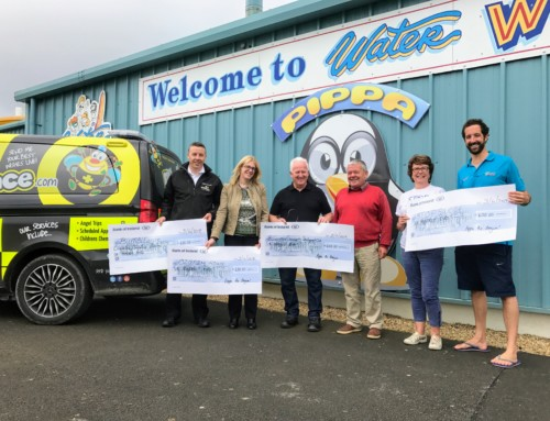 Waterworld Bundoran announce Community and Charity Partners