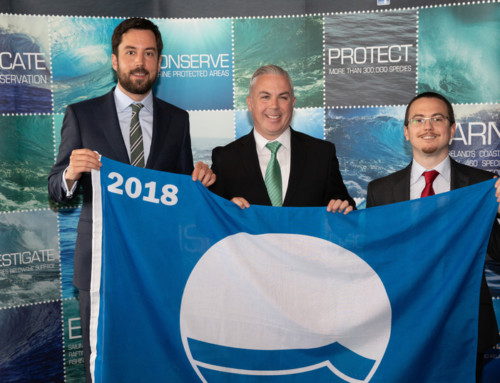 31 years in a row for Bundoran's Blue Flag