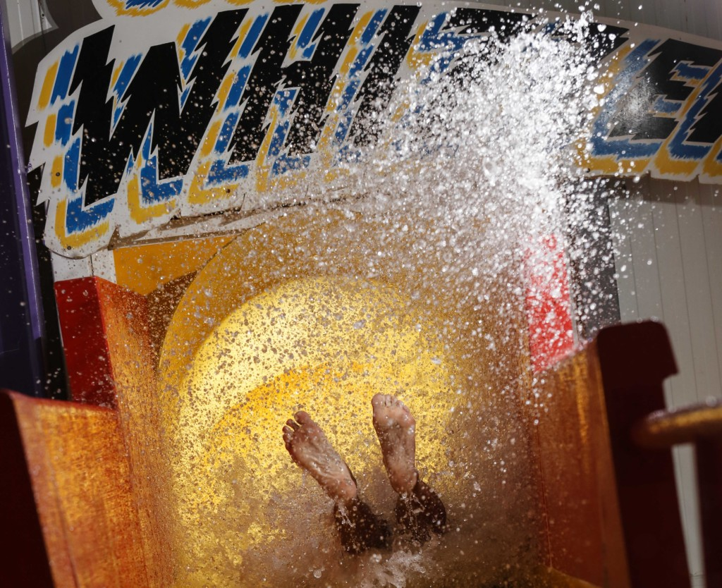 The Whizzer at Waterworld is Ireland's fastest waterslide! - top things to do in Bundoran