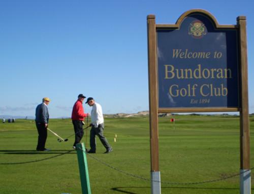 Bundoran Golf Club Green Fee