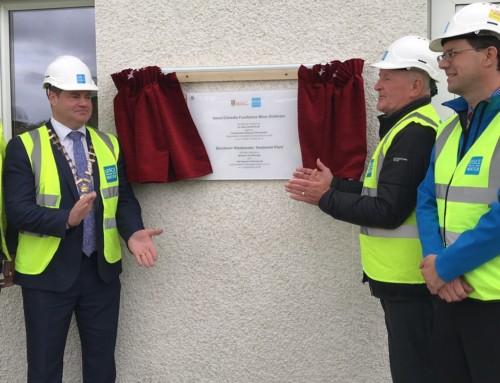 Bundoran Wastewater Treatment Plant opened