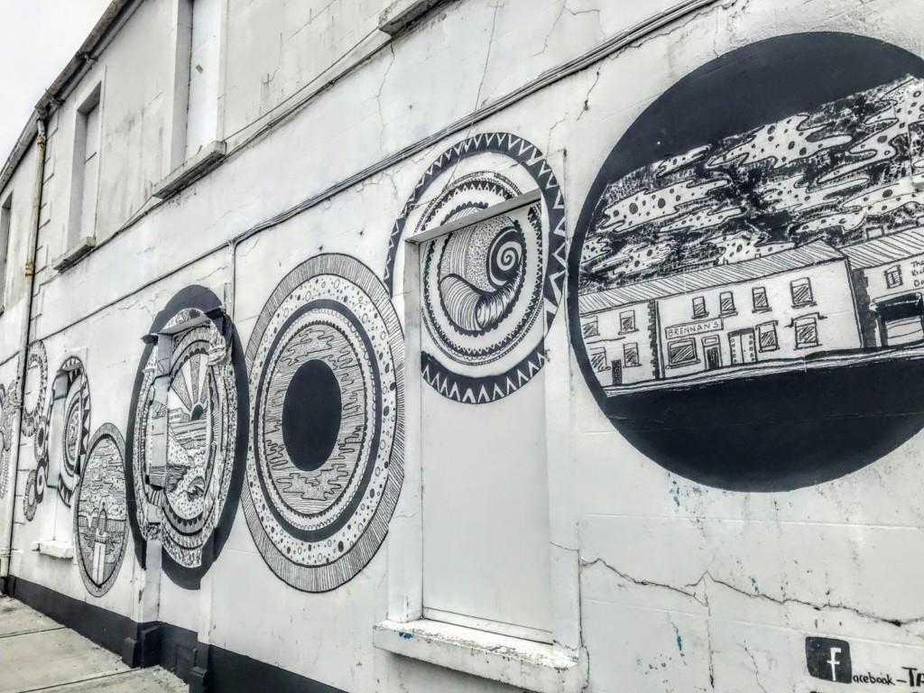 Guide to Bundoran's murals