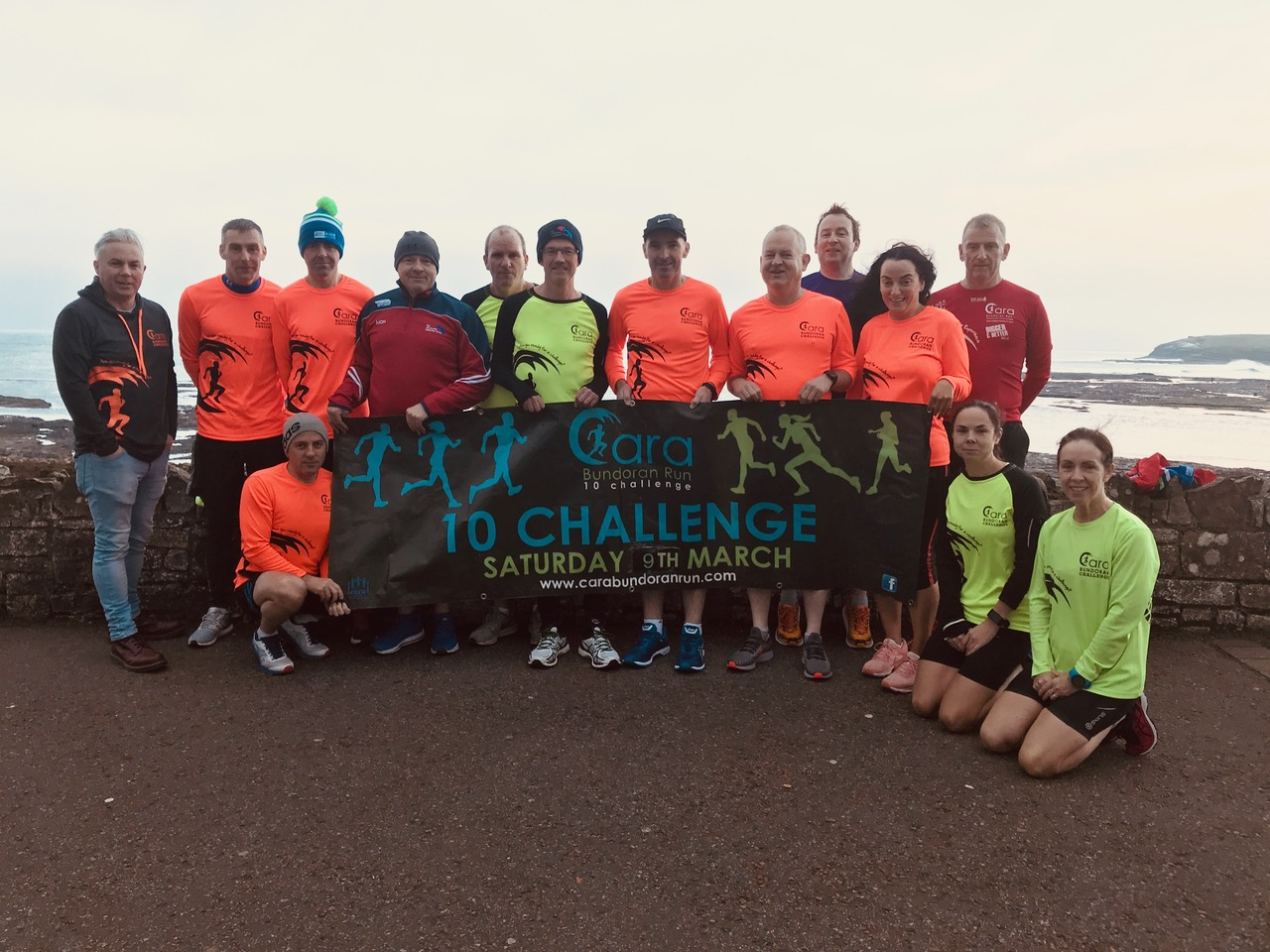 Cara Run call for charities and community groups