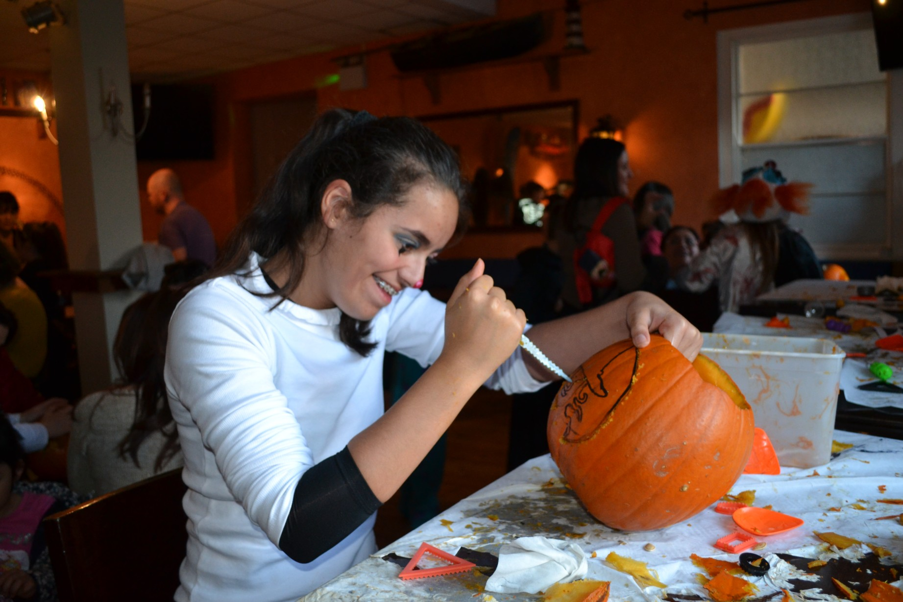 Pumpkin Carving and Parade 2018