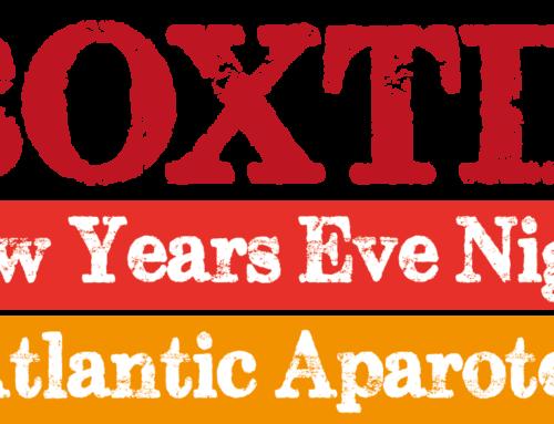 Boxtie on New Years Eve Atlantic Apartotel