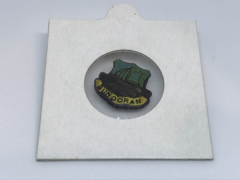 Bundoran Badge