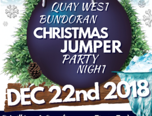 Christmas Jumper Party Night in Quay West
