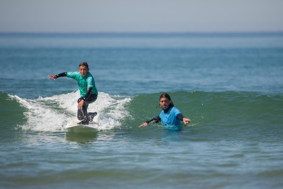 Surf lesson with Bundoran Surf Co - top things to do in Bundoran