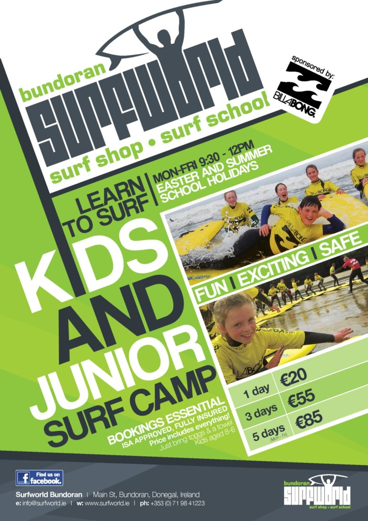 Surfworld camps