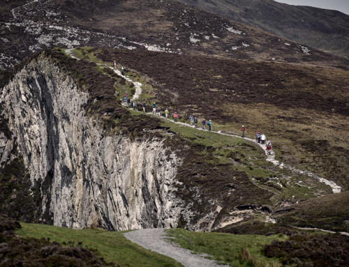 Sliabh Liag – A mountain of experience