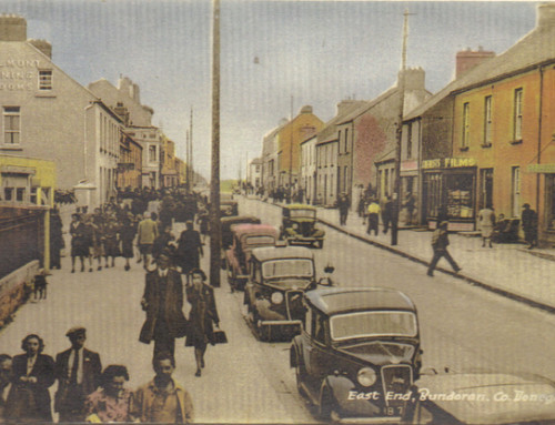 New weekly walking tour commences in Bundoran