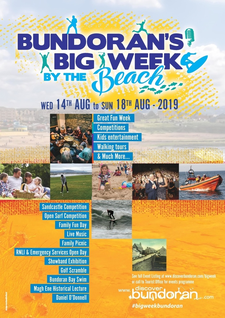final poster for big week by the beach